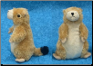"Standing Prairie Dog 7.5"" by Wishpets"