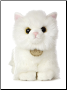 "Angora Cat Small 7.5"" by Miyoni"