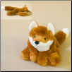 "Lizzy Floppy Red Fox 12"" by Wishpets"