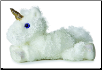 "Flopsie Celestial White Unicorn 8"" by Aurora"