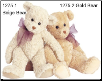 "Tender Teddy Bear 12"" by Douglas"