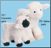 "Babba Lamb 8"" by Douglas"