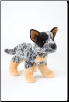 "Clanger Australian Cattle Dog 8"" by Douglas"