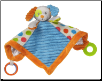 "Confetti Puppy Activity Blanket 13"" by Mary Meyer"