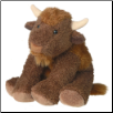 "Sweet Rascals Beauregard Buffalo 9"" by Mary Meyer"