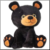 "Fiesta Kidz Black Bear 7"" by Fiesta"