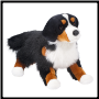 "Alps Bernese Mountain Dog 24"" by Douglas"