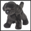 "Bear Black Lab 10"" by Douglas"