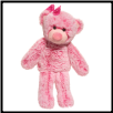 "Rosie Pink Bear 10"" by Douglas"