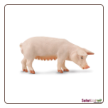 "Safari Farm:  Sow 4"" by Safari Ltd"