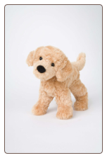 "Thatcher Golden Retriever 8"" by Douglas"