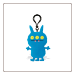 "Clip On Mover 4"" Uglydoll by Pretty Ugly"