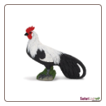 "Safari Farm:  Phoenix Rooster Figure 3"" by Safari Ltd"