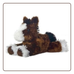 "Clydes Clydesdale Horse 8"" by Aurora"
