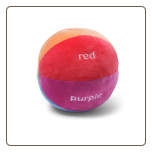 "Brights Colorfun Ball 7"" by Gund"