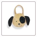 "Dog Goody Bag Purse 7"" by North American Bear"