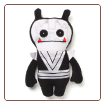 "Kiss- Wage The Spaceman 11"" by Uglydoll"