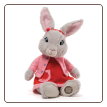 "Lily Bobtail 11"" by Gund"