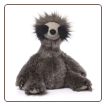 "Roswel Sloth 15"" by Gund"