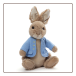"Classic Beatrix Potter - Peter Rabbit 6.5"" by Gund"
