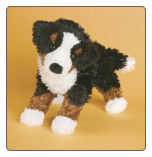 "Miranda Bernese Mountain Dog 8"" by Douglas"