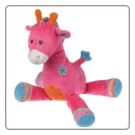 "Jasmine Giraffe Soft Toy 12"" by Mary Meyer"