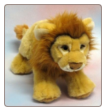 "Charles Male Lion 11"" by Wishpets"