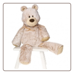 "Marshmallow Zoo Great Big Teddy Bear 26"" by Mary Meyer"