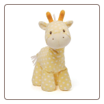 "Lolly and Friends Giraffe 10"" by Gund"