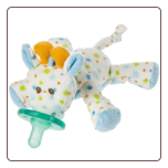 Little Stretch Giraffe Wubbanub™  6″ by Mary Meyer