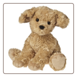 "Sweet Rascals Patrick Puppy 9"" by Mary Meyer"