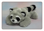 "Floppy Raccoon 12"" by Wishpets"