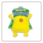 "Power Babo 15"" Uglydoll by Pretty Ugly"