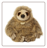 "Sloth Medium 12"" by Miyoni"