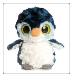 "Kookee Penguin with Sound 8"" by Aurora"