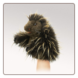 "Little Porcupine Puppet 7"" by Folkmanis"