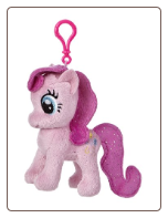"My Little Pony - Pinkie Pie 4.5"" Clip-On by Aurora"