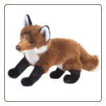 "Furbo Fox 16"" by Douglas"