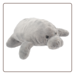 "Softy Manatee 14"" by Douglas"