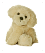"Bailie Golden Retriever 8"" by Aurora"