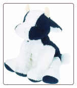 "Sweet Rascals Constance Cow 9"" by Mary Meyer"