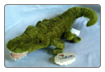"Polo Alligator 12"" by Wishpets"