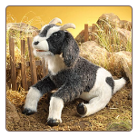 "Goat Hand Puppet 16"" by Folkmanis"