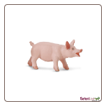 "Safari Farm:  Classic Piglet 3"" by Safari Ltd"